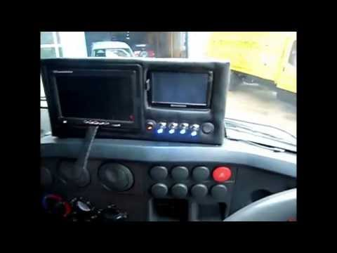 Iveco Daily Centre Console Mod & Lighting