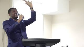 Predestination by Michael Adebowale  sermons 15th Sept 2019