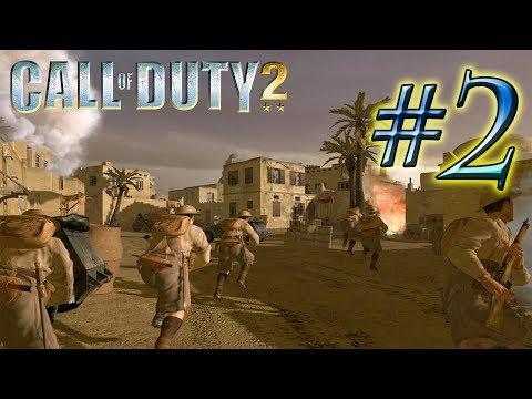 Call of Duty 2 (2.díl): Zima, Sníh a Náckové | CZ Lets Play / Gameplay | [1080p] HD
