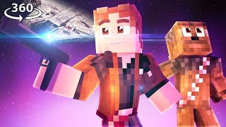 Star Wars: Solo - Chewbacca Vision - Minecraft 360° Roleplay Video thumbnail