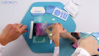 Best Screen Protector Lensun Samsung Galaxy S10 Plus 360 Installation Guide