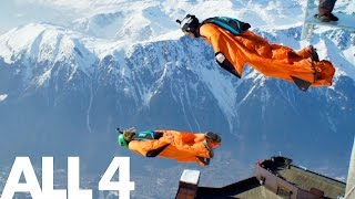 Wingsuit Flying In Europe | Over The Edge