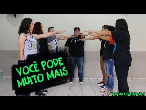 IR ALÉM - DINÂMICA QUEBRA GELO CÉLULAS #89