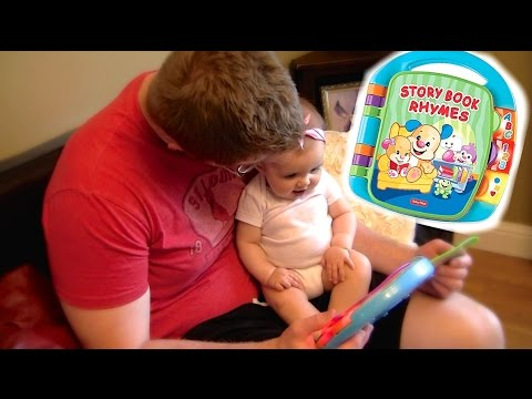 Fisher-Price Storybook Rhymes Review