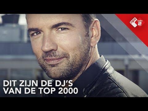 Dit zijn de DJ's van de Top 2000 | NPO Radio 2