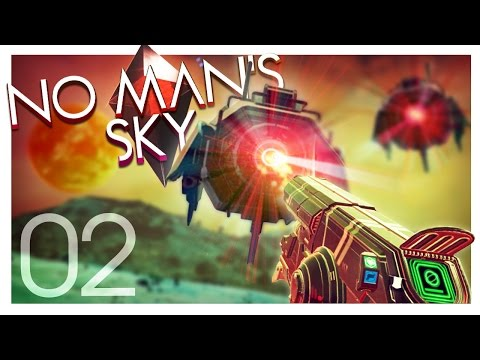 NEW WEAPONS & EASY MONEY! | No Man's Sky Gameplay Part 2 (PC Let's Play)