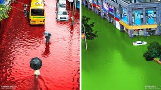 14 Strange Rains Happened Once on Earth