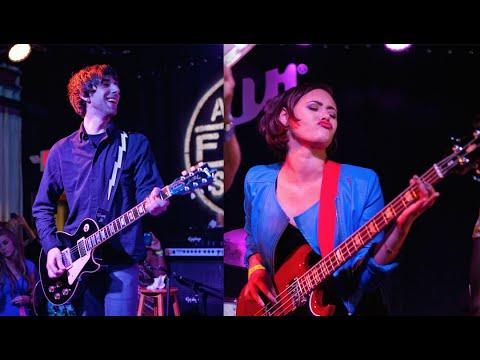 School of Rock Reunion  Guitar Solos by Zach & Katie