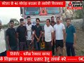 ADBHUT AAWAJ 04 04 2021 कंटेनर से 46 गोवंश बरामद दो आरोपी गिरफ्तार