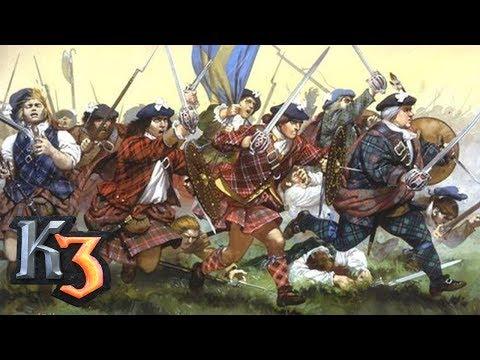 Россия Vs Шотландия - Кто Победит? ⚡ Казаки 3