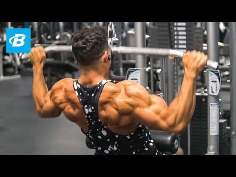 High Volume Pull Workout for Mass | Brian DeCosta
