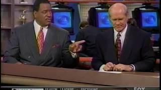 NFL on FOX - 1998 Week 13 Pregame
