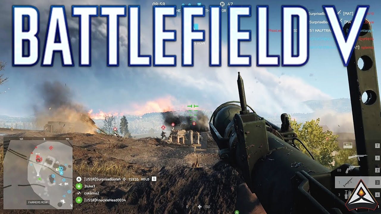 The Perfect Angle - Battlefield 5 Top Plays