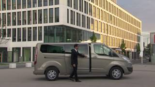Ford Transit-Tourneo Custom