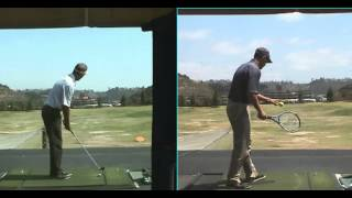 Misconception #3 Posture (straight back, butt out, etc...); www.hicksgolf.com