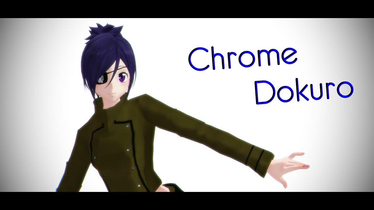 chrome dokuro psp
