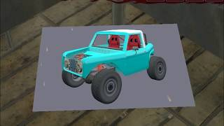 monster garage rock crawler mission 1 pc Game
