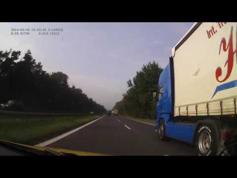 Poland. Regional road DK1, 124-0 km. 2014-09, 1x