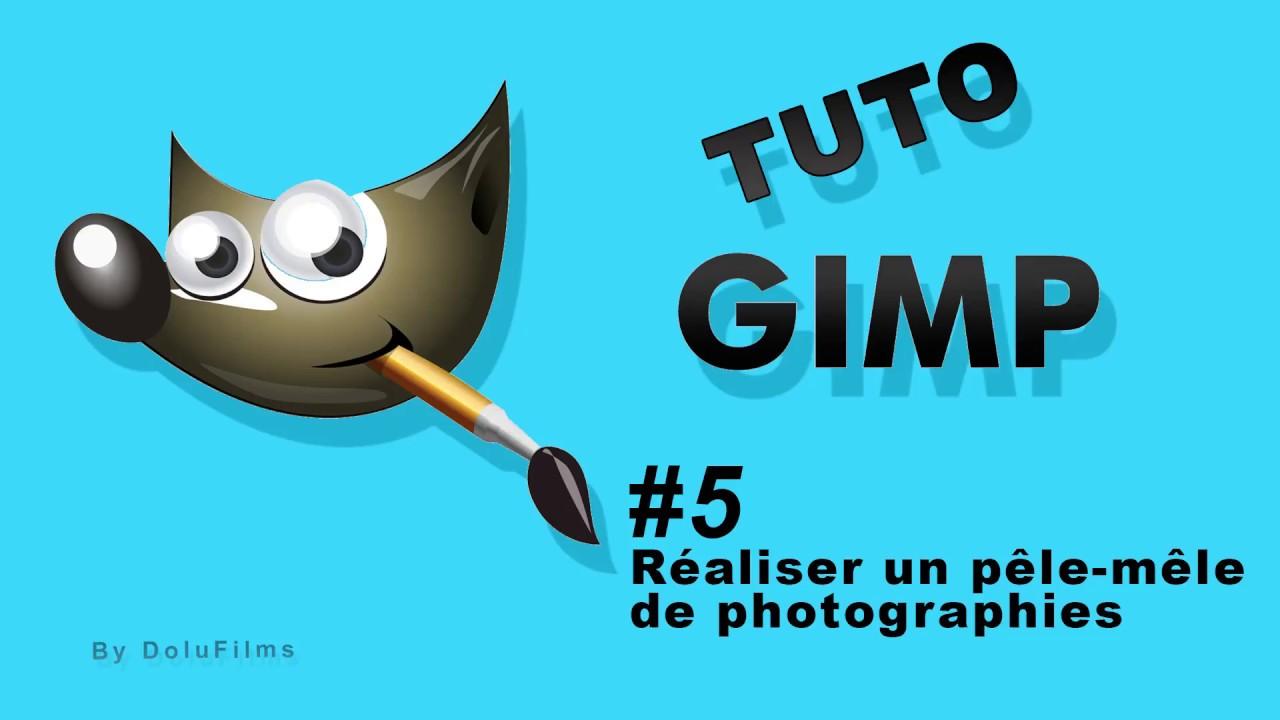 Meilleur de tous GIMP Tutoriel Comment réaliser un pêle-mêle de photographies  YO67