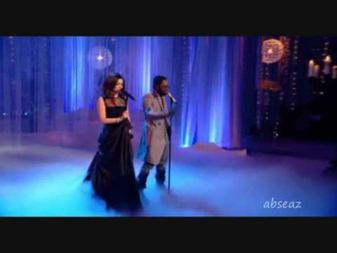 """Cheryl Cole and Will.I.Am live performace of 3 Words on """"Cheryl Cole's Night In"""""""
