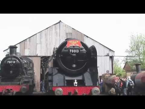 The Steam Railway Magazine Appeal Projects