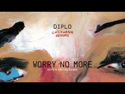 Worry No More (feat. Lil Yachty & Santigold) (Keys N Krates Remix) (Official Audio)
