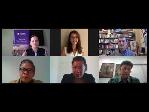 Webinar - Southeast Asia's Post-Pandemic Landscape: Politics, Economy and Foreign Relations