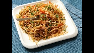 schezwan noodles recipe indian style
