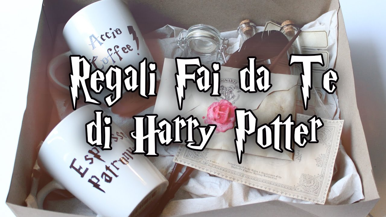 Regali di harry potter fai da te bacchetta lettera for Immagini da stampare di miraculous