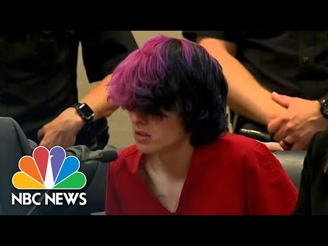 Colorado STEM School Shooter Suspect Makes First Appearance In Court | NBC News