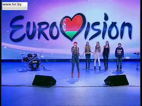 "Eurovision 2016 Belarus auditions: 60. Natasha Bogdanova - ""Hello"""