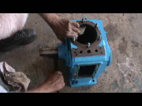 Steam Engine Assembling 1