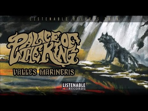 PALACE OF THE KING - Valles Marineris FULL ALBUM