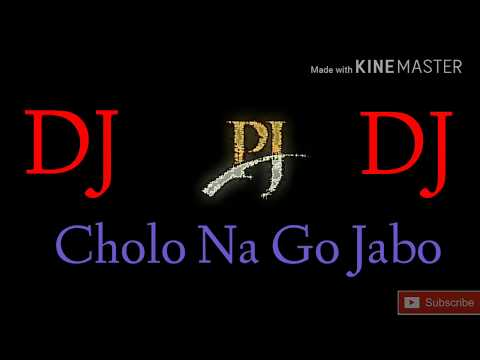 Cholo Na Go Jabo :- Purulia DJ song