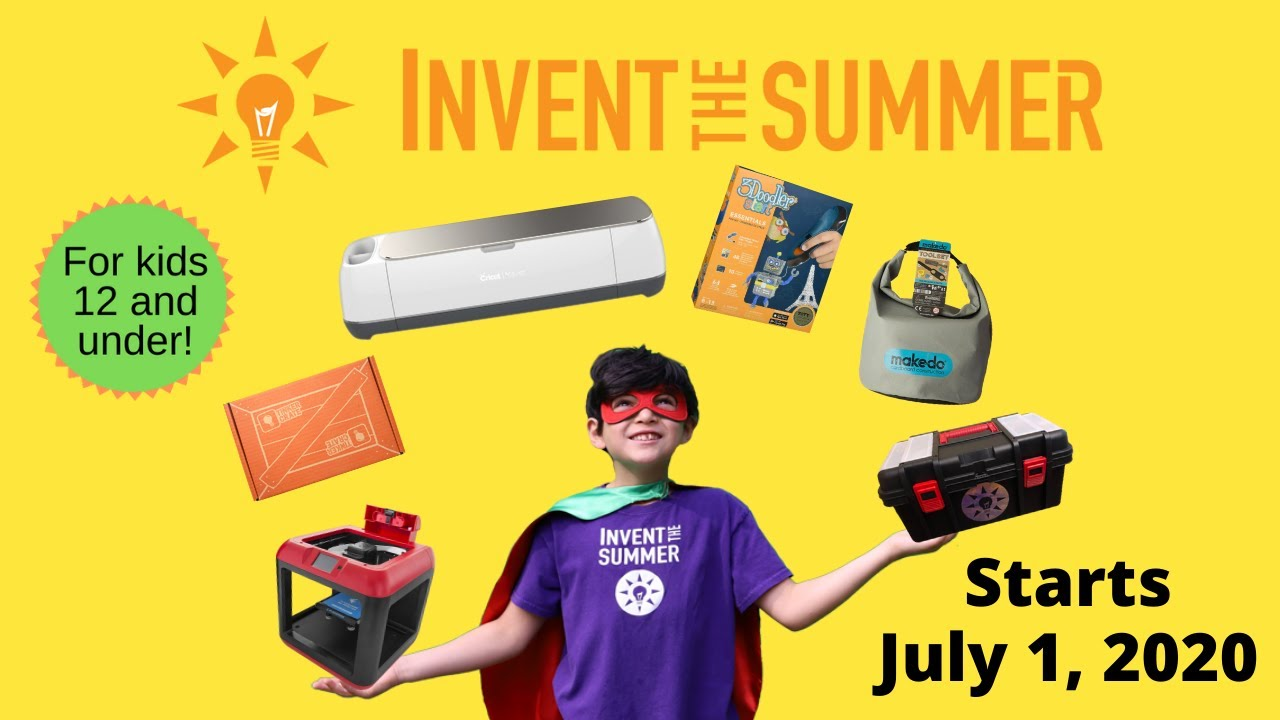 Invent the Summer 2020