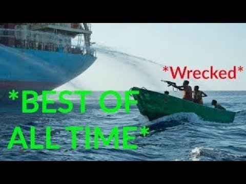 Download ALL TIME BEST  Somali Pirates VS Ship Security Compilation HD 2017