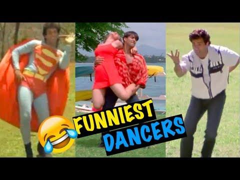 Bollywood's Funniest Dancers