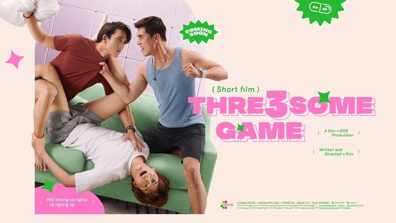 Download Threesome Game (2020) Ep1 - Phim đam mỹ Việt hay nhất - Boylove