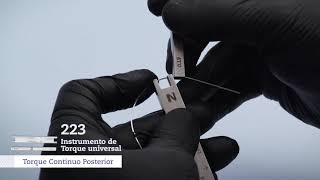Instrumento de Torque Universal - 223 Zatty
