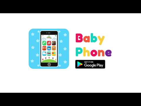 Baby Real Phone. Kids Game