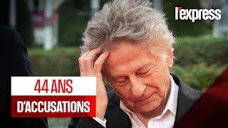 Roman Polanski : 44 ans d'accusations
