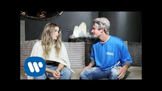 #WarnerSquad – Sofia Reyes interviewed by Fede (Benji & Fede) Video