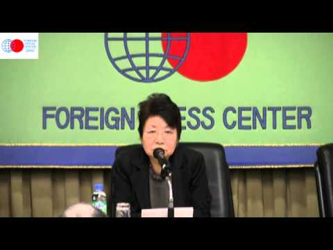 "Press Briefing ""New Chinese Administration and Japan-China Relations"""