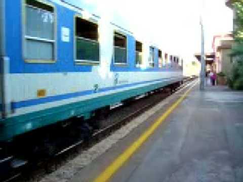 Freccia del Sud lascia Canicattì il 22/08/2006