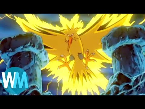 Top 10 Best Electric Pokémon
