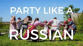 Party Like a Russian - Erasmus Video