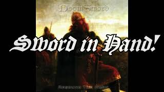 Doomsword - For those who died with sword in hand [Lyrics]