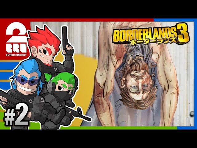 #2【FPS】弟者,兄者,おついちの「ボーダーランズ3」【2BRO.】