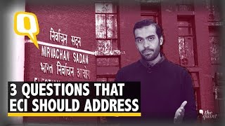 Why is Election Commission Of India Silent on These Issues?   2019 Election   The Quint