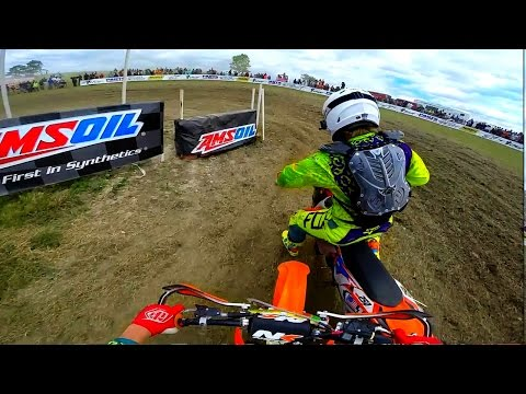 2016 Tomahawk GNCC PM Race - Full lap RAW